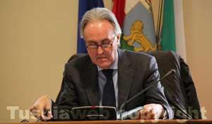 Paolo Equitani, vicepresidente della Provincia e assessore all'Ambiente