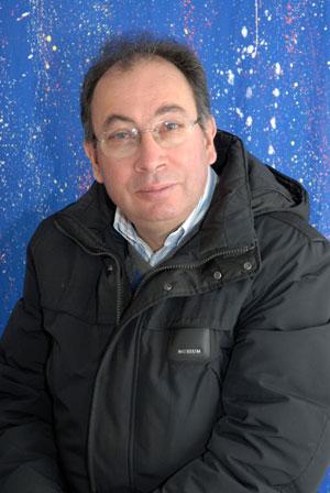 Luciano Camilli, il presidente della proloco di Ronciglione