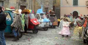 Apetti trasformati in carri di carnevale for Idee per carri di carnevale semplici