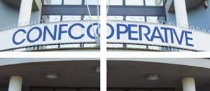 La sede di Confcooperative