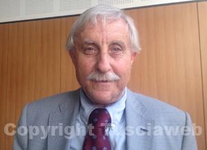 L'avvocato di Liberati, Antonio Maria Carlevaro