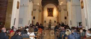La chiesa di Sant'Angelo in Spatha