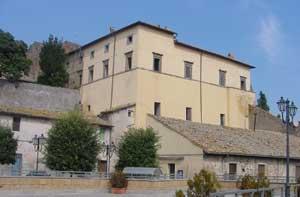 Il palazzo Baronale di Sipicciano