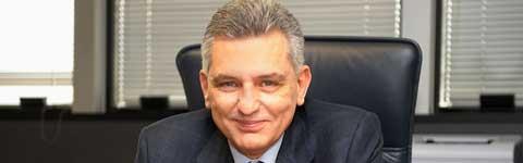 Maurizio Stirpe, presidente designato di Unindustria