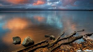 Il lago di Vico fotografato da Andrea Di Giampasquale