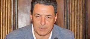 Il sindaco di Viterbo Giulio Marini