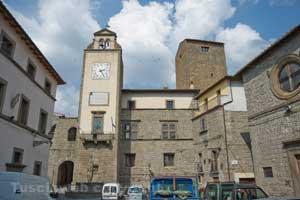 Vitorchiano - Il palazzo comunale