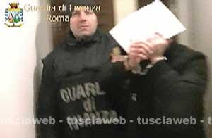 Operazione Transilvania games - Uno degli arrestati