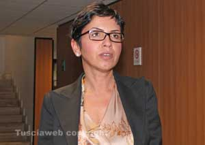 L'ex assessore regionale Angela Birindelli in procura per l'interrogatorio