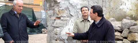 Mario Brutti e Giulio Marini a Sallupara