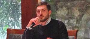 Diego Gaglini di CasaPound