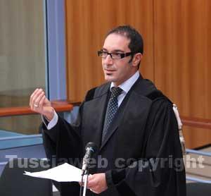 L'avvocato Mirko Bandiera