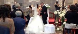 Elena Iacarelli e Simone Di Serio sposi