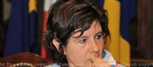 L'assessora Raffaella Valeri