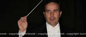Il maestro Stefano Vignati