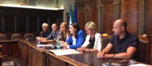 La riunione organizzativa di PuliAmo Viterbo