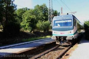 Ferrovia - La Roma-Civita Castellana-Viterbo