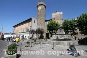 La torre di Bagnaia