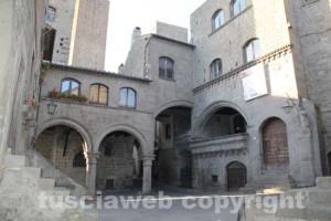 Centro storico - Piazza San Pellegrino