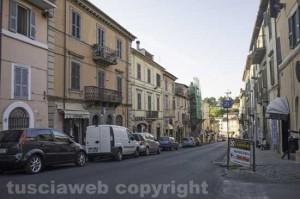 Ronciglione - Corso Umberto
