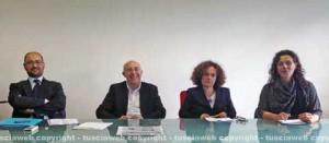 Riccardo Catini, Massimo Pistilli, Luigia Melaragni, Bruna Rossetti