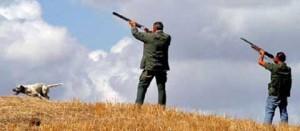 Una battuta di caccia