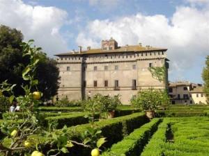 Il castello Ruspoli di Vignanello