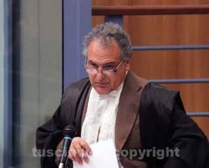 L'avvocato Carmelo Ratano