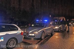 Le pattuglie della polizia