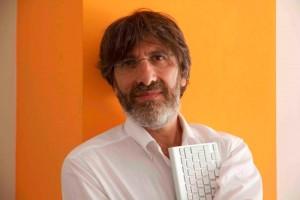 Lo scrittore Roberto Cotroneo