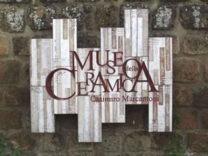 Museo della ceramica Casimiro Marcantoni
