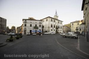 Ronciglione - Piazza del Comune