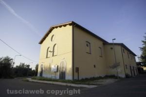 Il teatro Ettore Petrolini di Ronciglione