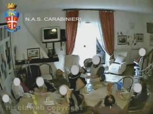 Casa di riposo di Nepi - Anziani picchiati e insultati