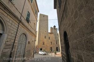 Tarquinia - Centro storico