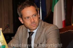 Il presidente di Coldiretti Mauro Pacifici