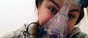 Caterina, la 25enne offesa per aver detto di essere viva grazie alla sperimentazione animale