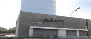 Il teatro Lea Padovani di Montalto di Castro