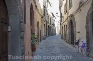 Il centro storico di Bolsena