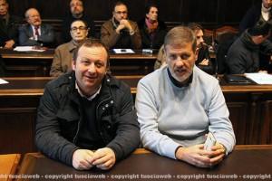Gianluca Grancini e Claudio Ubertini