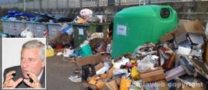 Emergenza rifiuti - Isola di prossimità Ponte di Cetti