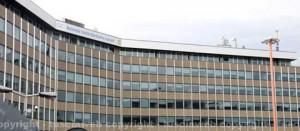 La cittadella della salute, sede della Asl