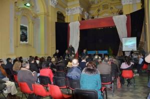 L'incontro sul restauro della chiesa di San Costanzo