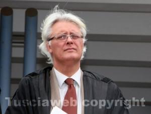 L'avvocato Marco Ricci