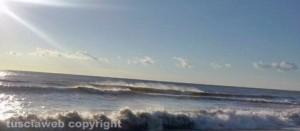 Tarquinia - La spiaggia