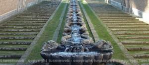 La Fontana del bicchiere (Palazzo Farnese) - Caprarola