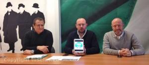Paolo Bozzi, Paolo Bianchini e Luigi Maria Buzzi