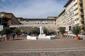 Roma - Il policlinico Gemelli