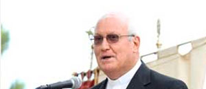 Il vescovo Luigi Marrucci