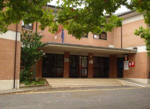 La scuola Rodari a Civita Castellana